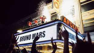 Bruno Mars : 24K Magic Live at the Apollo